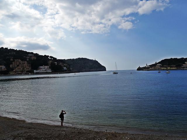 zatoka Port de Soller Majorka, plaża, morze