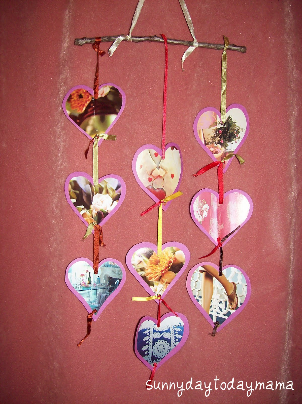 Valentine Day Craft Idea For Adult