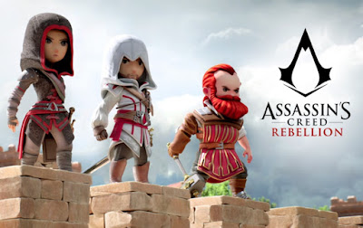 Assassin's Creed: Rebellion Apk + OBB free Download