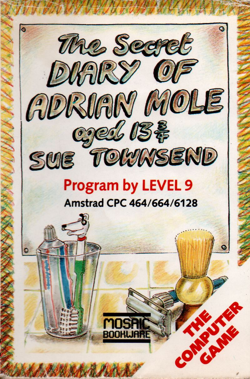 Secret diary adrian the ebook of mole