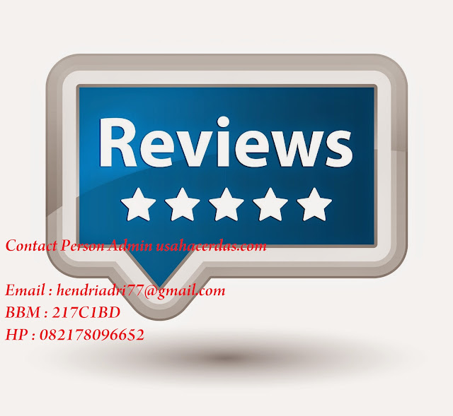 Jasa Review  Berkualitas, Murah  & SEO Friendly