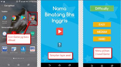 Cara gampang bikin aplikasi dan game Android tanpa bahasa pemerograman
