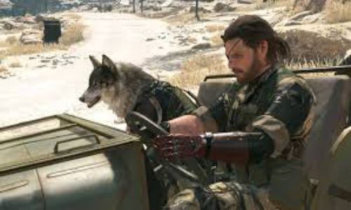 Download Metal Gear Solid V The Phantom Pain PC Game Full Version Free
