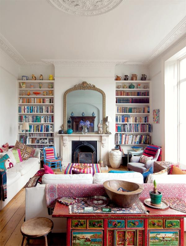 natural modern interiors: How To Decorate :: The Eclectic