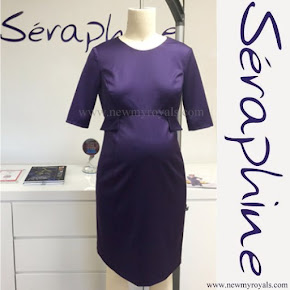 Crown Princess Victoria Style SERAPHINE Bespoke Dress