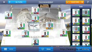 Unlocked DLS 17 v4.10 Mod Lazio By Sareh