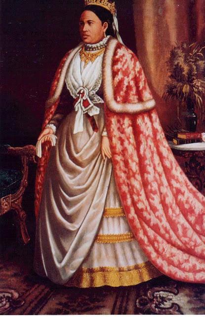 الملكة رانفالونا الأولى