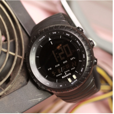 SUUNTO CORE ORIGINAL-ALL BLACK-MILITARY & OUT DOOR