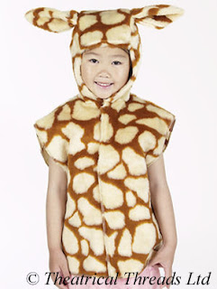 Giraffe Costume from Theatrical Threads Ltd