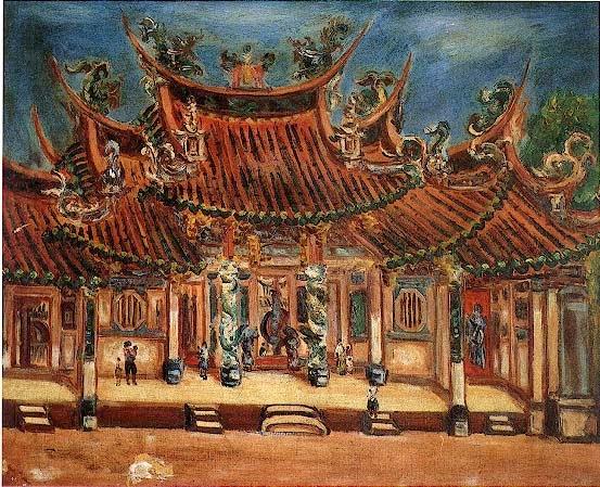 Cheng-po, Mo Yan, Bum, Okres ochronny na czarownice, Carmaniola