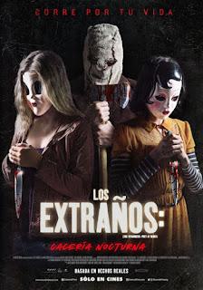 Los extraños: Cacería nocturna  en Español Latino