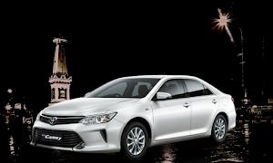Sewa Mobil Toyota All New Camry Jogja