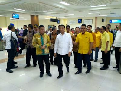 Kunjungan kerja ke Aceh, Wiranto Gelar Pertemuan Tertutup dengan Pemerintah Aceh