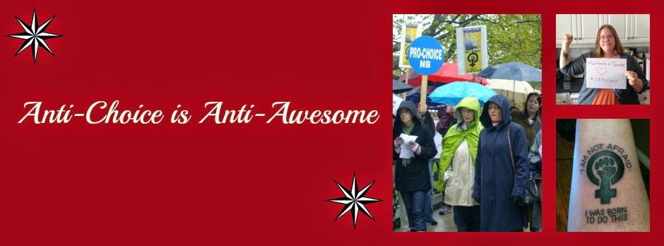 Anti-Choice is Anti-Awesome