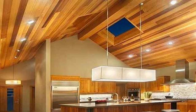 Plafon rumah tak hanya berfungsi sebagai penahan suhu dan air langsung dari atap. Lebih dari itu, plafon rumah juga memberi nilai estetika tinggi pada sebuah hunian.