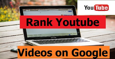 How to Rank Youtube Videos Fast on Google