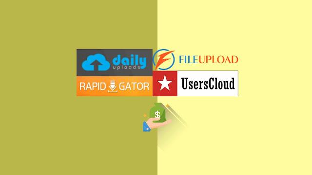 4 Situs PPD Upload File Terpopuler, Terbaik dan Terpercaya (Bepengalaman Tentunya Legit)