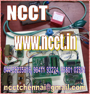 NCCT - PROJECT IMAGE GALLERY: Embedded Systems Projects for