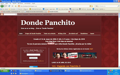 325. Top Five de Donde Panchito | T13/A57