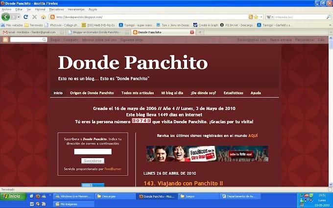 325. Top Five de Donde Panchito | T13/A57