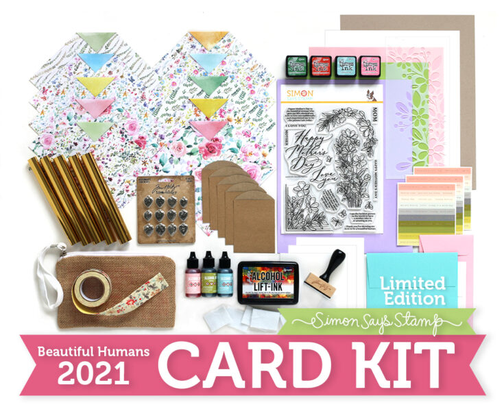 Limited Edition Mother's Day Card Kit