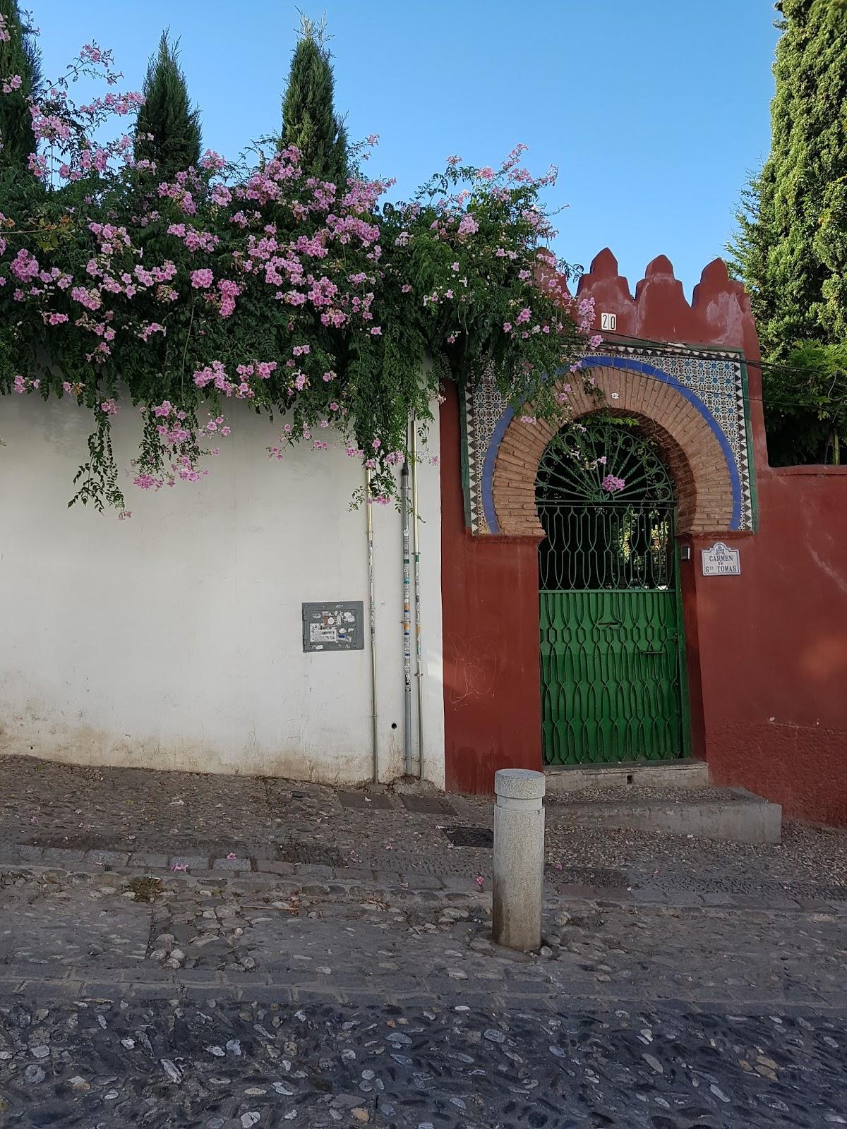 barrio albaicin granada