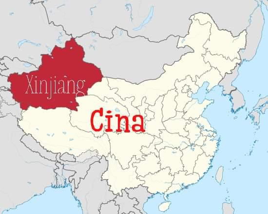 Sejarah bangsa uighur