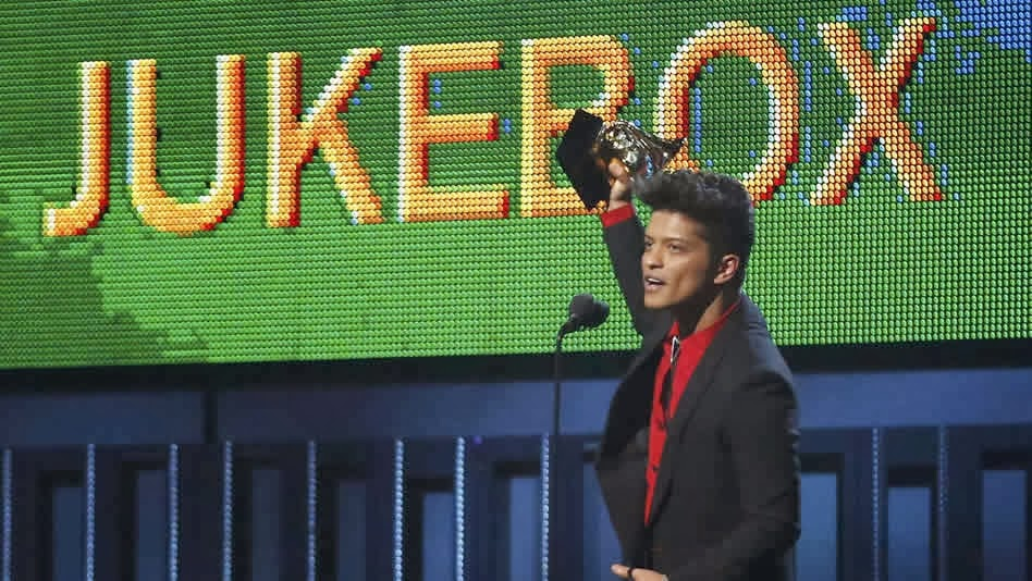 Ganadores de los Grammys 2014