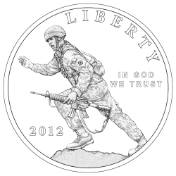 Coin Collecting News: U.S. Army Infantry Soldiers Among