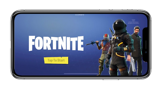 Download Fortnite online video game for iOS iPhone, iPad or iPod Latest version