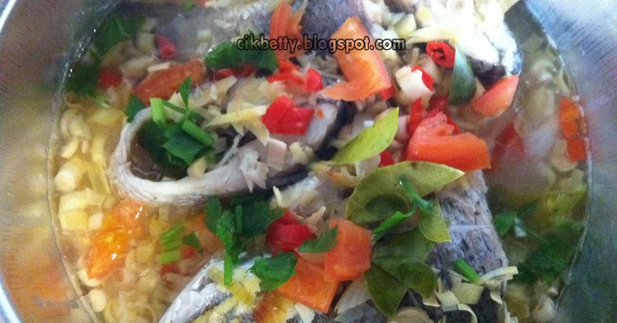Resepi Ikan Masak Asam Singgang - silviaconsani