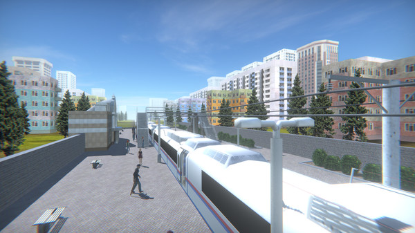 High Speed Trains Free Download