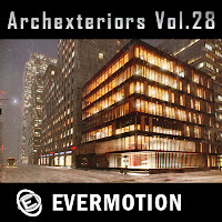Evermotion Archexteriors vol.28 室外3D模型第28季下載