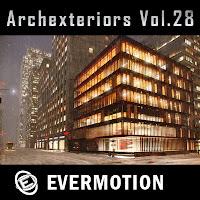 Evermotion Archexteriors vol.28 室外3D模型第28季下載