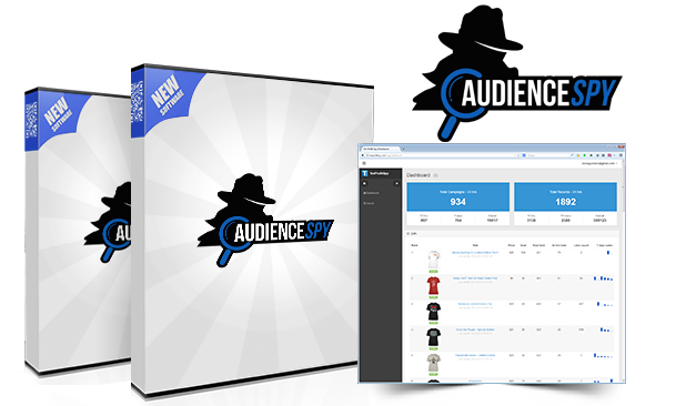 [GIVEAWAY] Audience Spy [The Most Advanced Targeting Software For Facebook Ads]