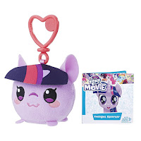 MLP the Movie Twilight Sparkle Clip and Go Keychain Plush
