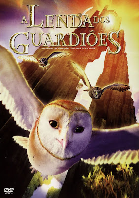 A Lenda dos Guardiões - DVDRip Dual Áudio