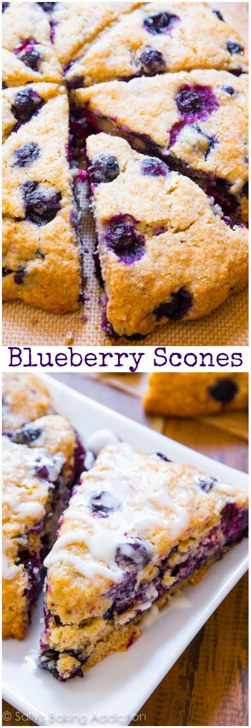 My Favorite Blueberry Scones Recipe