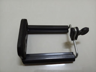 Lever lock for phone