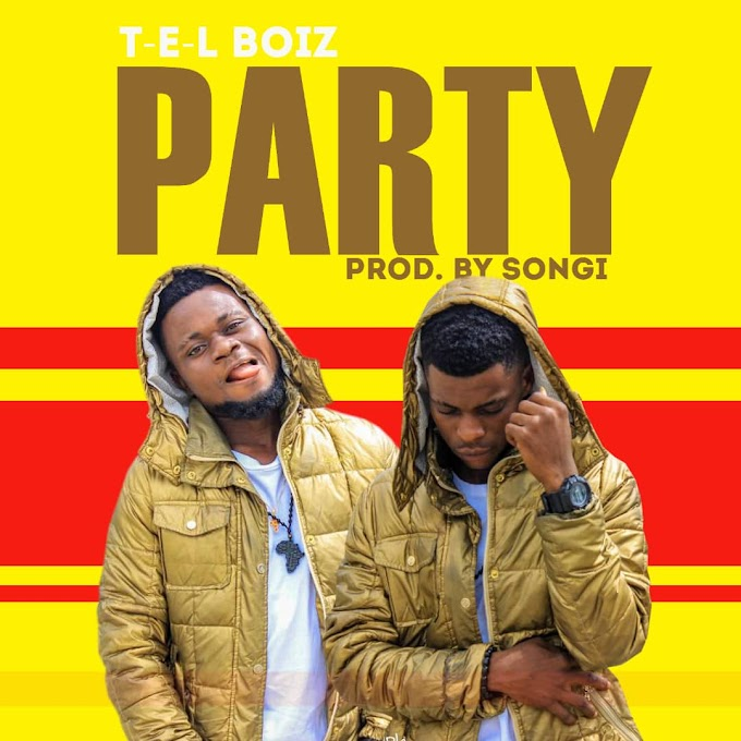 [Music + Videos]TEL BOIZ_PARTY (prod by songi)