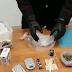 Putignano (Ba). Finte batterie per nascondere droga, chiuso il garage dello spaccio [VIDEO]