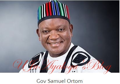 Buhari is the Medicine Nigeria Really Needs - Benue Gov, Ortom