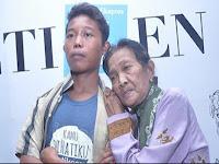 Heboh, Pasangan Beda Usia Datangi Klinik Bidan, Nenek Rohaya Hamil?