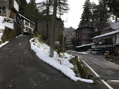 栃尾又温泉の旅館3軒