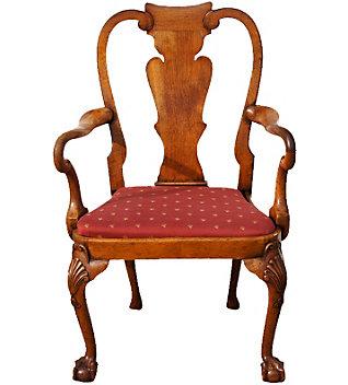 Fiorito Interior Design: Know Your Chairs: Queen Anne