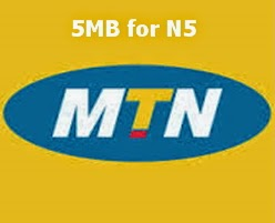 MTN 5MB for N5 reloaded