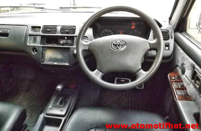 Model Interior Kijang Kapsul