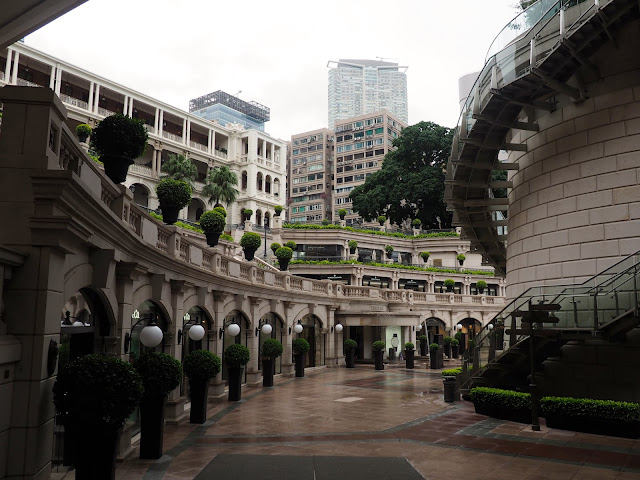 Architecture & buildings of TST, Kowloon, Hong Kong