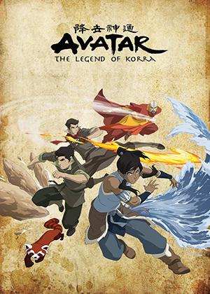 Avatar: La Leyenda de Korra [52/52] [Latino] [HD] [MEGA]