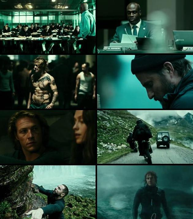 Point Break 2015 English 480p BRRip 300MB ESubs